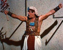 Egyptian slave guard headdress – Ten Commandments
