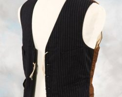 James Dean screen-worn Jett Rink vest from Giant