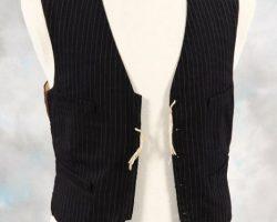 James Dean screen-worn Jett Rink vest from Giant