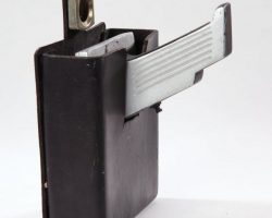 Alien laser pistol from Buck Rogers in the 25th Century