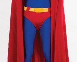 Dean Cain Superman costume from Lois & Clark