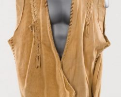 Kevin Sorbo signature leather shirt from Hercules