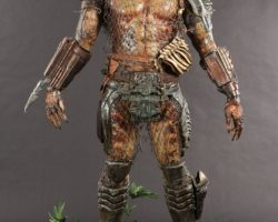 Predator Animatronic Mask & Costume from Predator 2