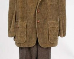 Sean Connery costume from The Untouchables