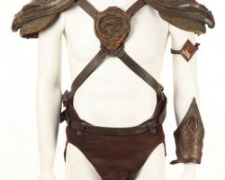 Dolph Lundgren He-Man costume – Masters of the Universe