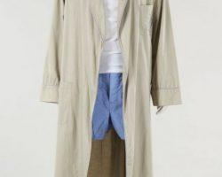 James Gandolfini bathrobe & tank top from The Sopranos