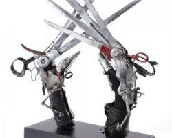 Johnny Depp scissorhands from Edward Scissorhands