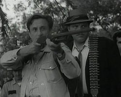 Screen-used shotgun from Night of the Living Dead