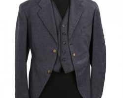 Original Bela Lugosi tailcoat & vest from White Zombie