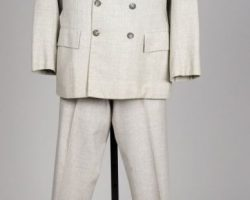 Robert DeNiro suit from The Godfather: Part II