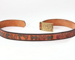 Marlon Brando Mighty Moon Champion belt – The Godfather
