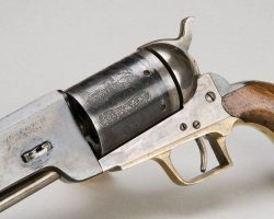 Clint Eastwood gun from The Outlaw Josey Wales