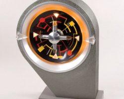 Illuminating Krell Combination Lock – Forbidden Planet