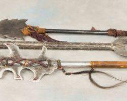 Weapons, shields & detonators from Ghosts of Mars