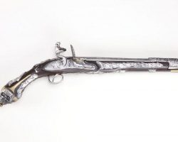 Barbossa flintlock from Pirates of the Caribbean