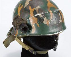 Cynthia Scott Cpl. Dietrich USCM helmet from Aliens