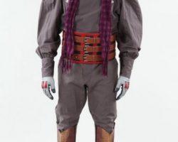 Samuel L. Jackson Octopus Mudflats costume – The Spirit