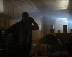 Harrison Ford Gustav Stickley style desk – Blade Runner