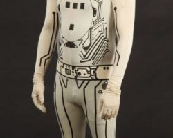 Bruce Boxleitner signature Tron costume from Tron