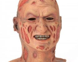 Freddy Krueger stunt mask – A Nightmare on Elm Street