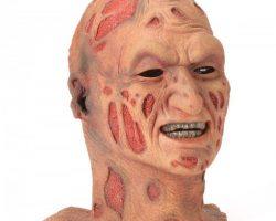 Freddy Krueger stunt mask – A Nightmare on Elm Street