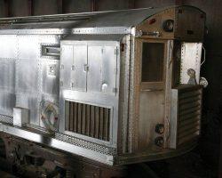 Miniature New York Subway Car & Platform – Money Train