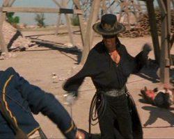 Antonio Banderas bullwhip from The Mask of Zorro