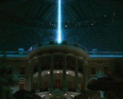 Hero City Killer Alien Spacecraft from Independence Day