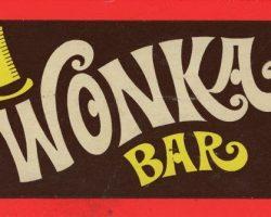 Wonka Bar from Willie Wonka & the Chocolate Factory