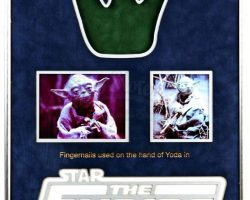 Yodas Fingernails Display