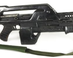 Hero Pulse Rifle From Aliens And Alien 3.