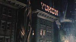 Hotel Yukon building miniature – Blade Runner