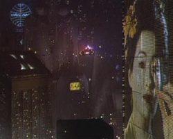 Millennium Falcon set piece – Blade Runner