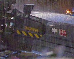 Full-size Spinner from Blade Runner