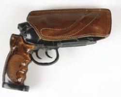 Harrison Ford pistol & holster – Blade Runner