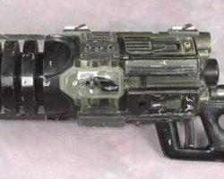 Gary Busey gun from Predator 2