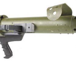 Grenade launcher from Eraser