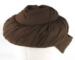 Madonna hat from Evita