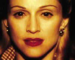 Earrings worn by Madonna in Evita