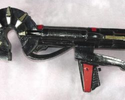 Working cannon from Flash Gordon
