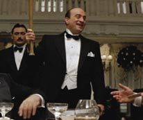 Robert DeNiro tuxedo from The Untouchables
