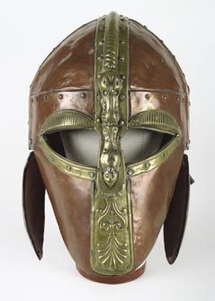 Fighting helmet from Gladiator