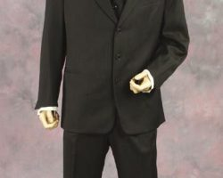 Al Pacino suit and shirt – Godfather Part III