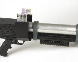 Assault gun from Johnny Mnemonic