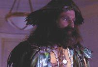 Robin Williams shell helmet from Jumanji