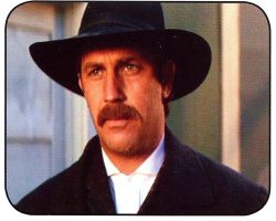Kevin Costner signature western hat from Wyatt Earp