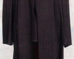 Eddie Murphy black pinstripe coat – Vampire in Brooklyn