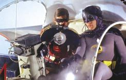 1966 Batman feature film laser weapon