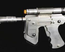 Hero Scorpio pistol from Blakes 7