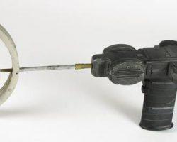 Motorized radar gun – Masters of the Universe